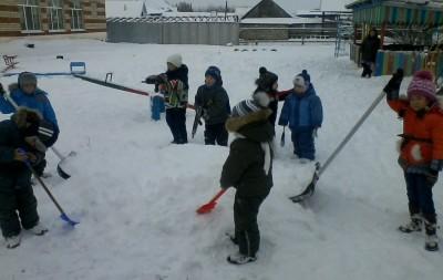 Консультация для родителей: «Зимние прогулки»